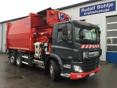 DAF CF FAN (6x2) Day Cab (DAF Trucks N.V.) Tags: fan cf daf daycab 6x2