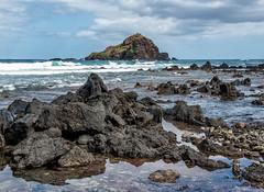 Koki Beach Park, Maui (philhaber) Tags: park seascape hawaii lava coast rocks maui pacificocean kokibeach