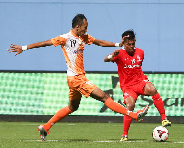 Malaysian Super League 2015 : LionsXII vs PDRM FA