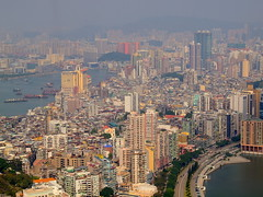 Macau (China) - High density living! (Digidoc2) Tags: china houses buildings cityscape macau cityview highdensityliving