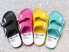I saw these colorful Pantone #shoes while #shopping in #israel and was paralyzed with indecision. Now I wish I had them all! So many cool things to buy in #Jaffa #visitisrael (momfluential) Tags: shopping was israel saw cool shoes colorful all with many things jaffa buy while them had these wish now pantone indecision paralyzed i so visitisrael