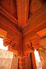Fatehpur Sikri Palace 138 (David OMalley) Tags: india muslim islam agra palace mosque pilgrimage akbar masjid allah islamic pradesh fatehpur sikri muhammed uttar jama darwaza buland sikari vijaypur
