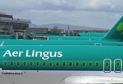 Aer Lingus (Flame1958) Tags: ireland vacation holiday airbus dub aerlingus a320 320 dublinairport 0516 2016 eidw 180516