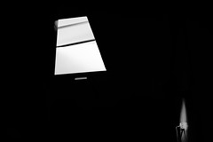 The Light of Shanghai (Spleen Havoc) Tags: light white abstract black square san francisco shadows power shanghai bright ominous structure minimal plug fujifilm opening minimalism dumpling xpro2
