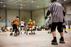 005-roller derby-photo susan moss (The Montreal Buzz) Tags: canada quebec montreal roller deby