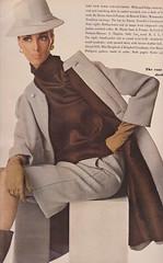 Vogue Editorial Sept. 1965 (moogirl2) Tags: 60s retro vogue editorial 1965 irvingpenn 60sfashion vintagevogue vintagefashionphotography