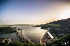 The Twins (najibbom) Tags: bridge nature landscape nikon dam