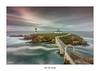 Faro de Isla Pancha... (Canconio59) Tags: españa costa lighthouse faro island coast spain galicia lugo isla ribadeo largaexposición islapancha canconio59