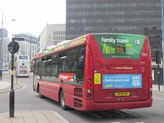 NXWM 7024 SP10CXF 'Caitlin' The Priory Queensway, Birmingham on 66 (1280x960) (dearingbuspix) Tags: caitlin nationalexpress travelwestmidlands 7024 nationalexpresswestmidlands nxwm sp10cxf