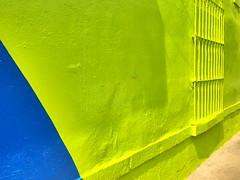 comex (StartTheDay) Tags: street city blue light urban white abstract color colour building verde green azul wall architecture catchycolors mexico mexicocity df colorful paint bright painted pop minimal bleu colourful comex blano grun cuidaddeméxico greenbeautyforlife