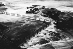 Curl Curl Flow (scotty-70) Tags: sea water pool sony sydney wave australia nsw a7 tidalpool oceanpool