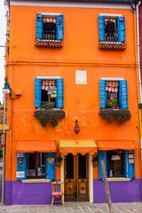 Fachada naranja (macsbruj) Tags: italy italia burano