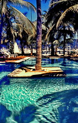 Acapulco  Yachting Club (gerard eder) Tags: world ocean travel paisajes beach pool mxico club strand america landscape mexico coast meer pacific yacht north central playa exotic acapulco tropical coastline landschaft vacations vacaciones reise yachting ozean rlaub pazijischer