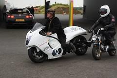 Turbo Busa (Fast an' Bulbous) Tags: santa england people bike race speed drag pod nikon track power outdoor gimp fast strip moto motorcycle biker motorsport dragbike d7100 acelleration