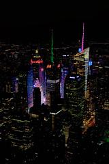 TimesSquare_From_Above (jaberwockysteve) Tags: usa newyork america manhattan snapshot tourist timessquare citylights nightscene hdr