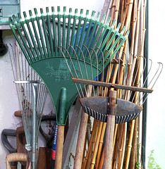 Rakes (Durley Beachbum) Tags: tools odc rakes
