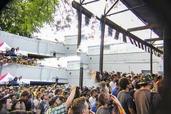 Crowd photo by Ellie Alonzo