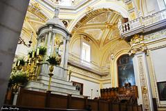 Interior de la Catedral de Aguascalientes (spawn5555) Tags: city mxico photography arquitectura nikon interior catedral iglesia ciudad fotografia templo aguascalientes d3000