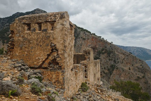 Fort of Agia Roumelli
