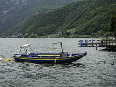 Lago-Iseo2-V-5 (elettrico1977) Tags: lake lago boat barca acqua molo pontile iseo lovere