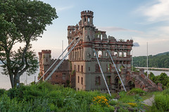 Bannerman Castle (no3rdw) Tags: new york sunset castle island ruins valley hudson bannerman pollepel