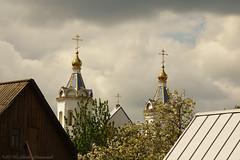 Cathedral of Saints Boris and Gleb (Natali Antonovich) Tags: history church architecture spring faith style belarus oldest oldworld oldtime orthodoxy romanticism faithhopelove novogrudok navahrudak motherlandbelarus cathedralofsaintsborisandgleb