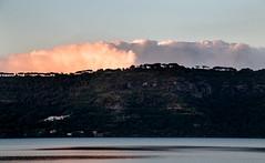 Stormy clouds (DalbiTV) Tags: red sky panorama eye clouds canon landscape evening daylight eyes kayak raw day alba air tag stormy land em albero range pioggia aa paesaggio ektar albano eclissi mafie