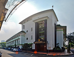 PLN Asia Afrika (BxHxTxCx) Tags: building office bandung kantor gedung