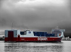 Oceanex Connaigra (Nicober!!!) Tags: canada river ship quebec stlawrence stlaurent roro fleuve oceanex connaigra
