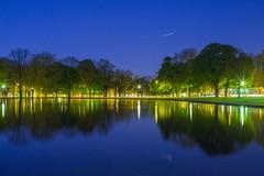 Lake (robertmamillia) Tags: blue lake night long exposure
