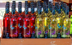 Glass bottles (pelle__66) Tags: glas fotosndag fs160529