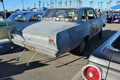Mooneyes X-Mas Party 2015 (USautos98) Tags: chevrolet nova chevy hotrod custom streetrod gasser