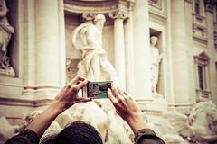 This is for you, guys (robertofaccenda.it) Tags: trip travel vacation rome roma italia viaggi holydays fontanaditrevi vacanze lazio lacitteterna