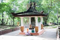 Palembang (16) (M Arief Wibowo) Tags: museum river temple bukit palembang musi candi tinggi astano karanganyar kedaton sriwijaya gedong srivijaya siguntang gumpung