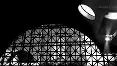 Biblioteca (lopesgabrielle25) Tags: window america de memorial selva da janela luzes latina paulo barra pedra so funda