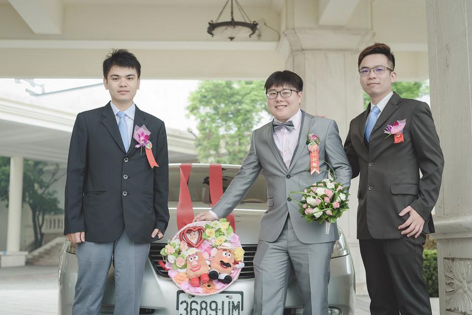 婚禮攝影-台南台南商務會館戶外婚禮-0006