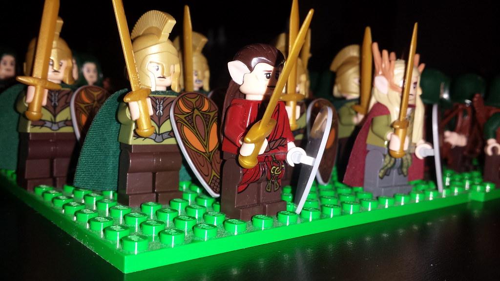 Lego Lotr Hobbit (LucaCris) Tags: lego lord rings goblin hobbit elves ...