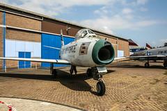 25385 | FU-385 | North American F-86F Sabre (rudyvandeleemput) Tags: museum aviation military north sabre american juli 20 | soesterberg 2011 militair rnlaf knil 25385 f86f luchtvaart fu385
