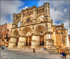 (2316) Catedral de Cuenca (QuimG) Tags: art church architecture landscape golden paisaje olympus cuenca paisatge specialtouch catedraldecuenca quimg quimgranell joaquimgranell afcastell obresdart xtrmhdr