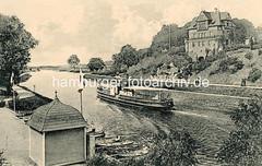 X000231_trave-kanal-historisch (stadt + land) Tags: trave elbelbeckkanal wasserweg handelsweg salzstrase altesalzstrasse travekanal stecknitkanla