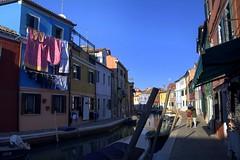 Burano (Lpez Pablo) Tags: italy canal venezia burano