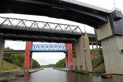 Gota_Canal_leaving_Stockholm_11_m1_screen (pntphoto) Tags: bridge cruise canal sweden sverige gota scandinavia pavel trebukov pntphoto