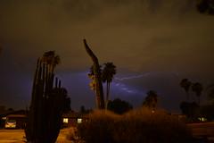 DSC_8762 (georgerocheleau) Tags: mesa arizona thunderstorm lightning desert rain night therebeastormabrewin