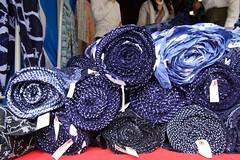 20160604 Arimatsu Shibori Festival 6 (BONGURI) Tags: blue festival nikon indigo jp nagoya   aichi  midori      arimatsushibori arimatsu indigoblue      tanmono   d3s afsnikkor2470mmf28ged  midoriward  arimatsushiborifestival rollofcroth