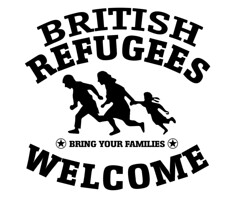 we will take them! (Rasande Tyskar) Tags: england europe britain refugees british welcome brexit bregret britishrefugeeswelcome