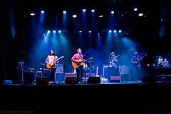 Treetop Flyers-16 (redrospective) Tags: blue music london musicians photography concert guitar live band instruments guitarist dryice electricguitar spotlights 2016 sambeer brooklynbowl treetopflyers reidmorrison 20160621