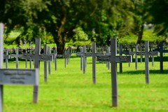 German Military Cemetery (Neuville-Saint-Vaast, France 2016) (paularps) Tags: france history memorial europa europe frankrijk battlefield greatwar worldwar1 geschiedenis oorlog herdenking mmorial arps guerremondiale cwgc battleofthesomme slagveld oorlogsgraven paularps grandguerre 19162016 labatailledusomme