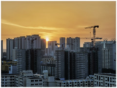 Tangent (300616) (n._y_c) Tags: city sunset urban architecture buildings singapore cityscape olympus omd urbanscape oly publichousing toapayoh mz40150f28pro