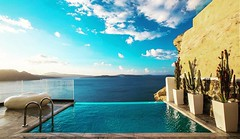 #Paradise is here....#enjoy  #Santorini Secret www.bookingsantorini.com (bookingsantorini) Tags: trip travel vacation holiday greek hotel mediterranean aegean traveller santorini greece villa cyclades greekisland travelgreece santorinihotels bookingsantorini