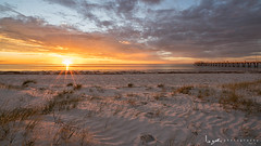 2016 - Landscape - Sunset - Largs - 03_02_01.jpg (stevenlazar) Tags: ocean sunset beach clouds waves jetty australia adelaide southaustralia largs 2016